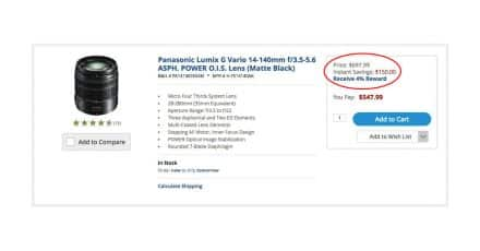 New Panasonic and Olympus Lens Deals are Live!