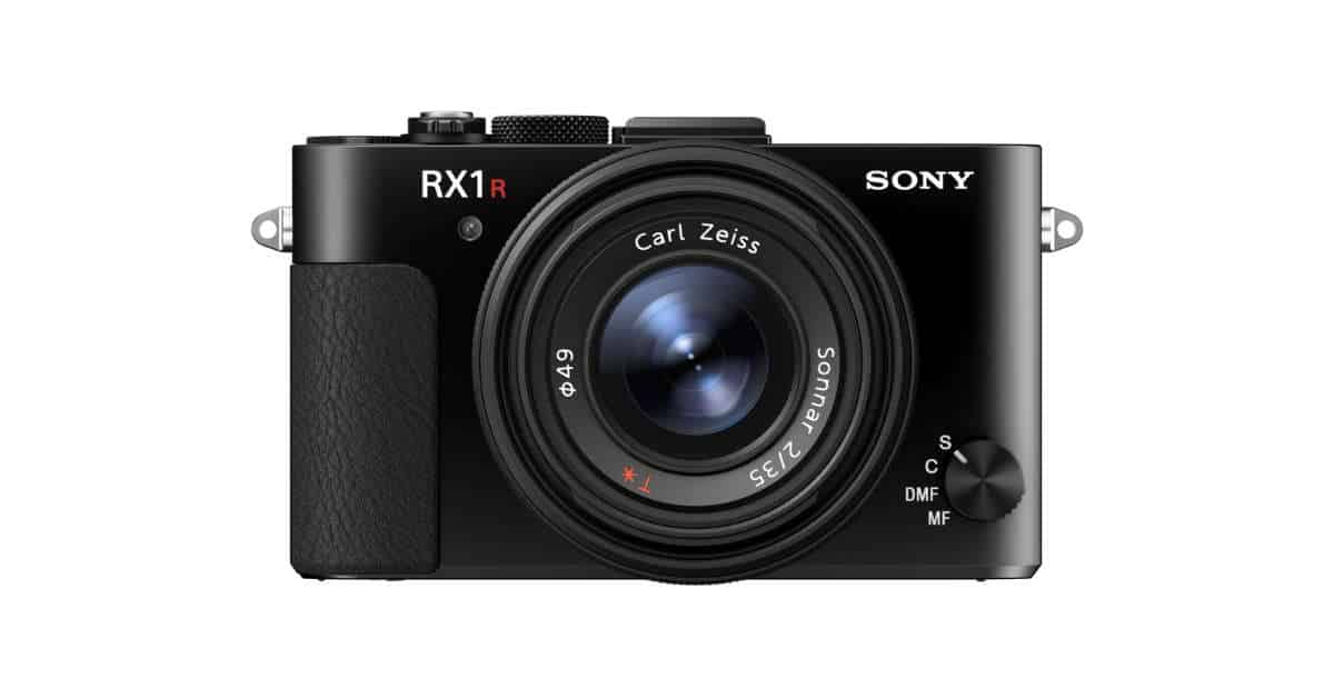 New Sony RX1R Mark III Coming After All?