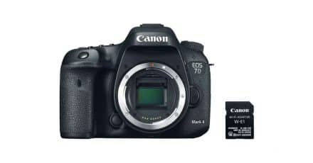 Canon Pulls EOS 7D Mark II Firmware v1.1.1