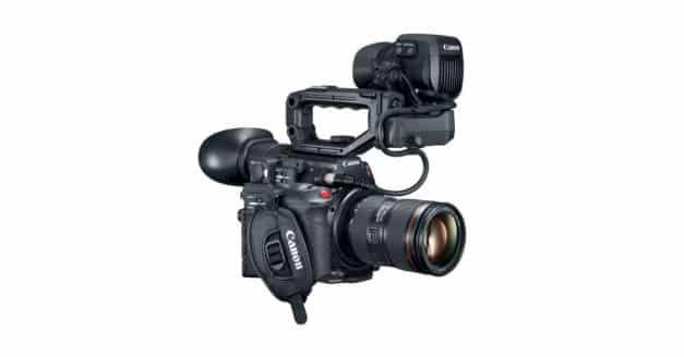 Canon Cinema EOS C200 and C200B Announced!
