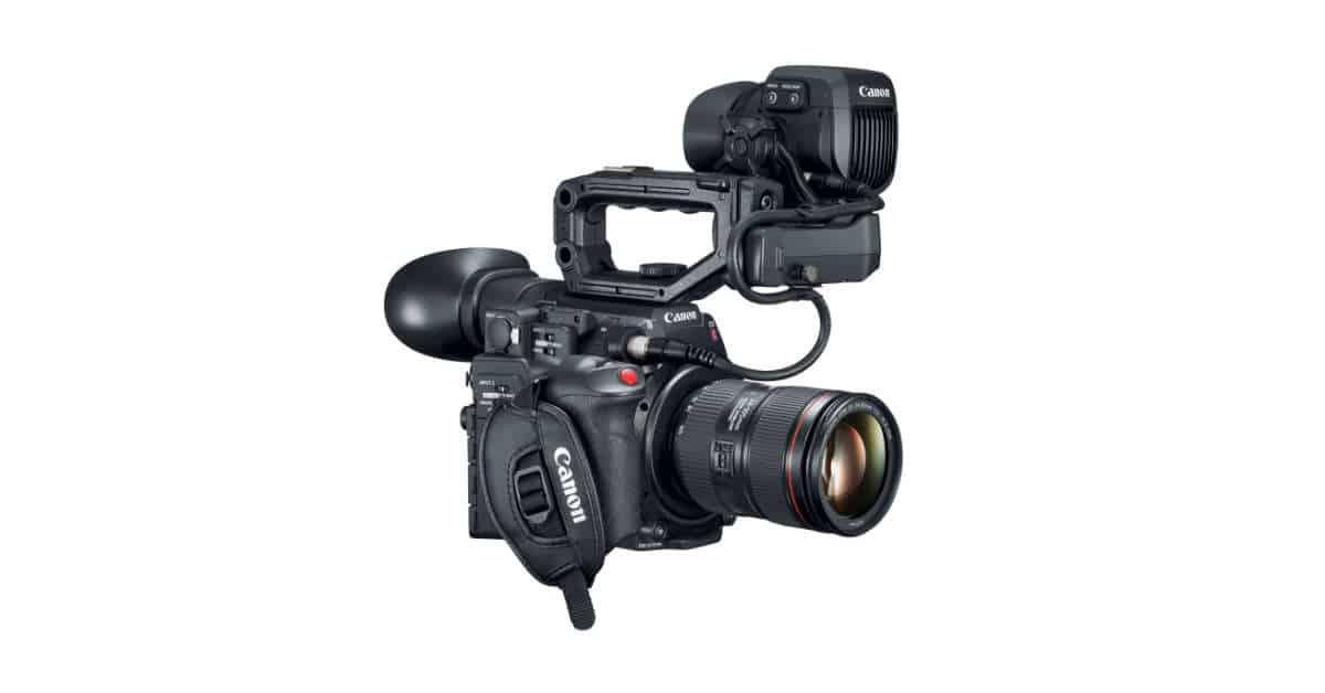 Canon Cinema EOS C200 and C200B Announced!