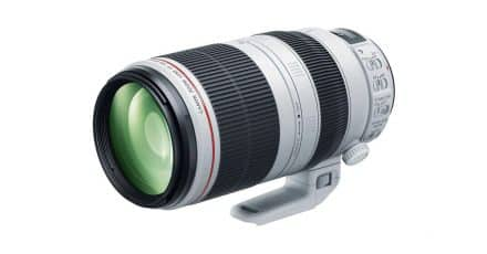 Canon Supertelephoto Zoom Lens Still in Development