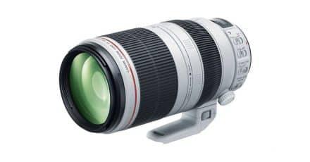Canon Supertelephoto Zoom Lens Still in Development
