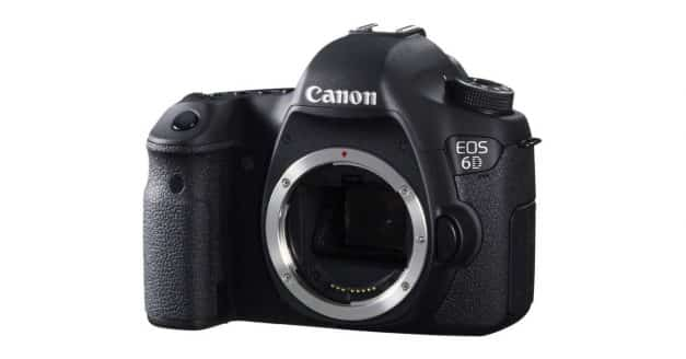 Save $700 on the EOS 6D!