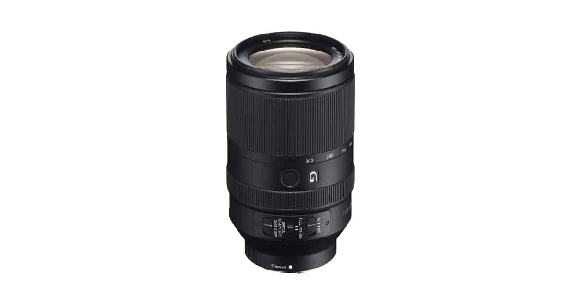 Photozone Review the Sony FE 70-300mm f/4.5-5.6 G OSS