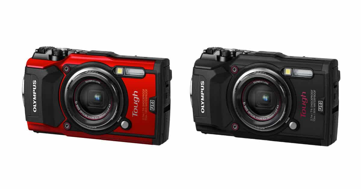 Olympus Announce the $449 TG-5 Waterproof Camera