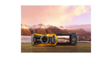 Ricoh Announce the WG-50 Waterproof Camera