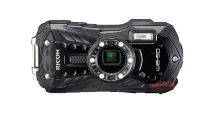 Ricoh WG-50 Waterproof Camera Leaks (Pun Totally Intended!)
