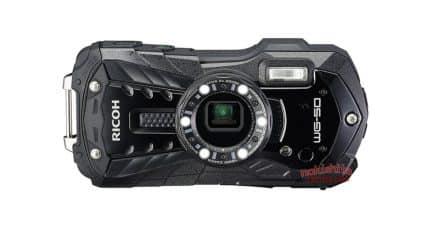 Ricoh WG-50 Waterproof Camera Leaks (Pun Totally Intended!)