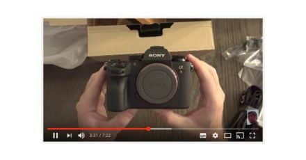 Sony A9 Units are Shipping! First Unboxing Videos!