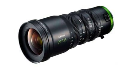 Fujifilm Announce the FUJINON MK50-135mm T2.9 Cinema Lens