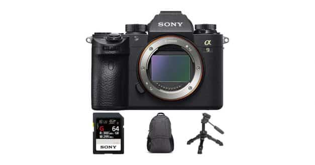 Get a Free High Speed Memory Card With the Sony A9 and More!