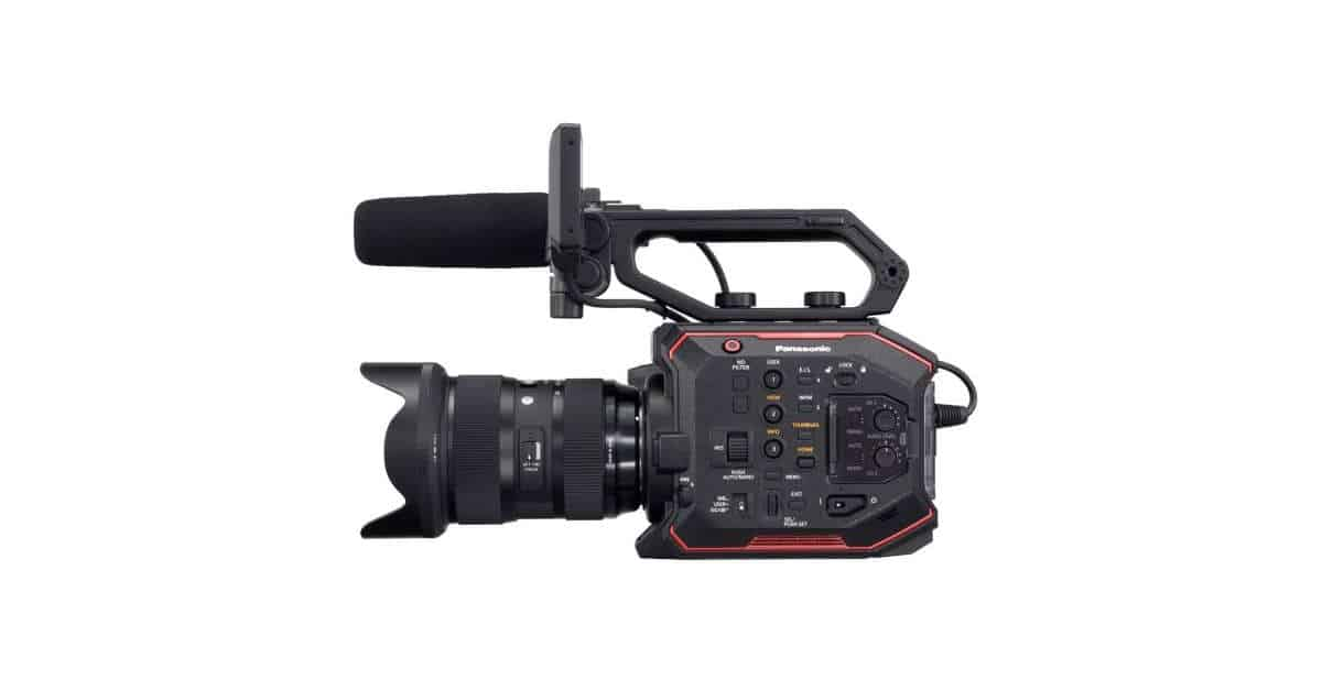 Panasonic Unveil the AU-EVA1 5.7K EF-Mount Cine Camera…. For under $8,000!