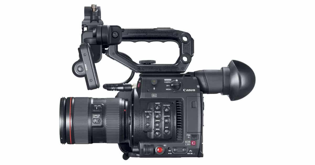 Canon C200 Pre-Orders are Live!