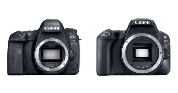 EOS 6D Mark II and Rebel SL2 / EOS 200D Pre-Orders are Live!