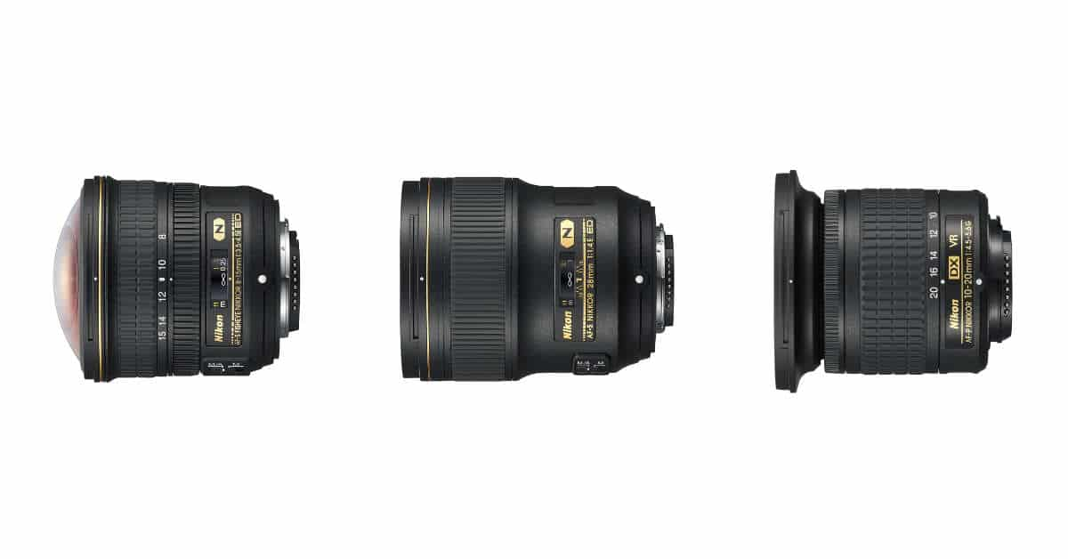 Nikon's New Lenses are Available for Pre-Order!