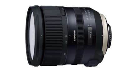 UPDATED: Tamron Announce the SP 24-70mm f/2.8 Di VC USD G2