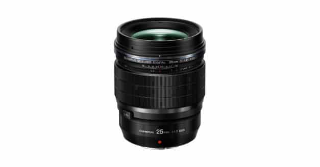 Olympus Will Release a 45mm F/1.2 Pro