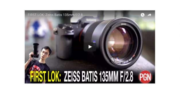 Lok Takes a Look at the New Zeiss Batis 135mm f/2.8