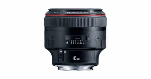 Canon EF 85mm F/1.4L IS coming This Fall