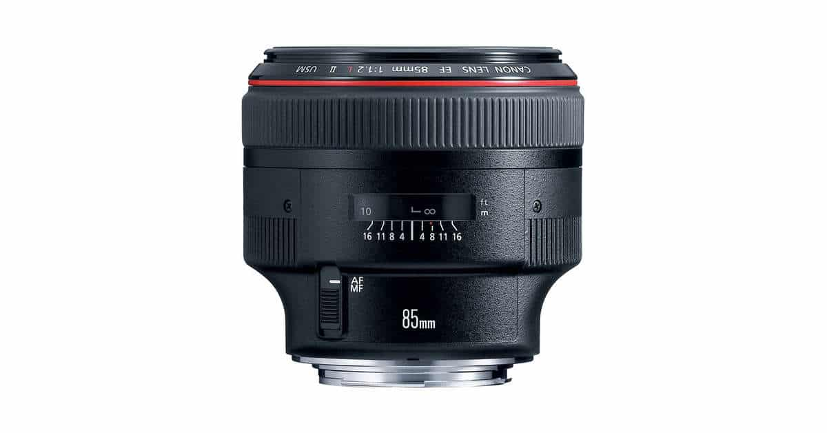 Further EF 85mm F/1.4L IS Specifications Leak