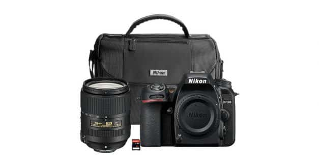New D7500 Lens Kits Deals Available at B&H Photo!