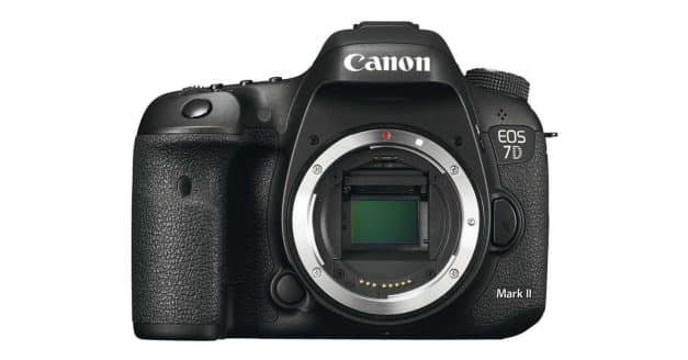 EOS 7D Mark III Coming Early 2018?