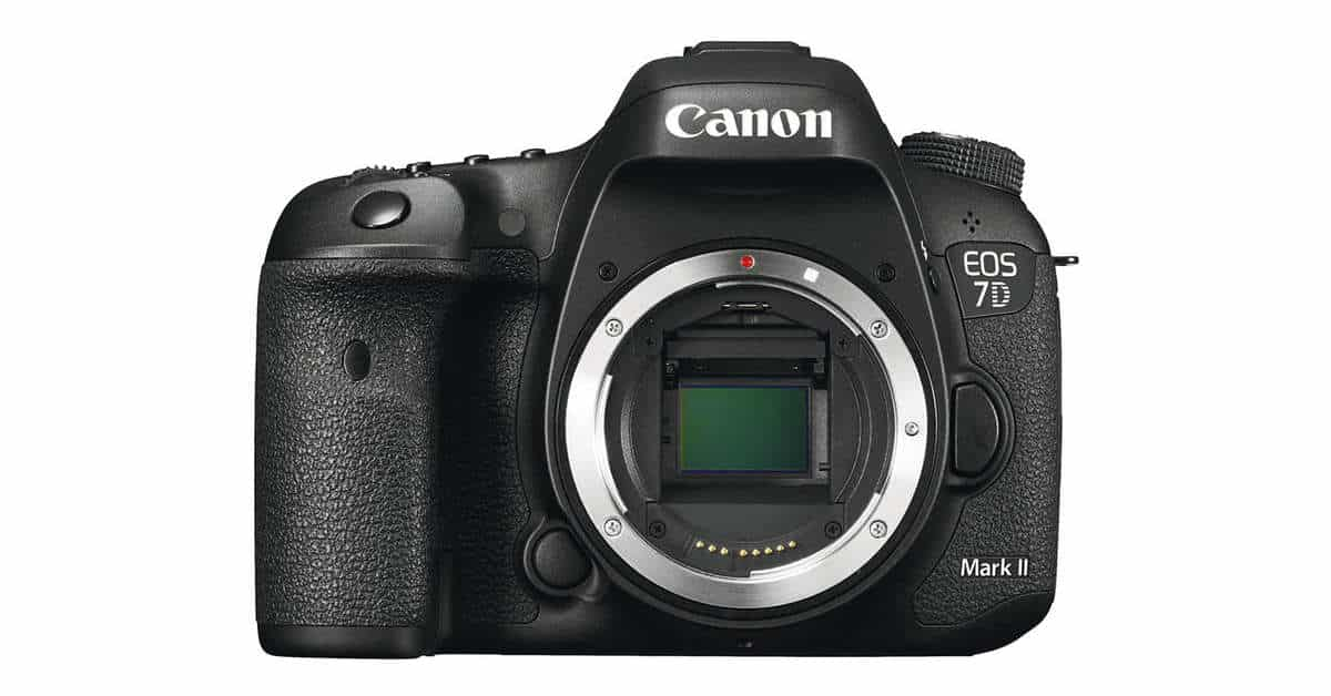No EOS 7D Mark III In 2018?
