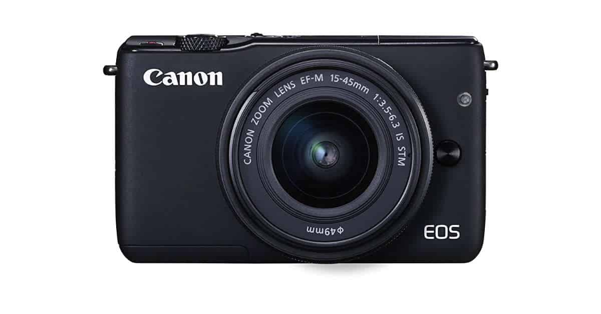 EOS M20 Coming at the End of August?
