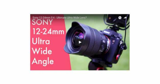 Kai Reviews the The Sony FE 12-24mm f/4 G