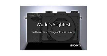 Sony A5 Teaser Hits the Web