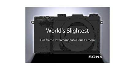 Sony A5 Teaser Hits the Web