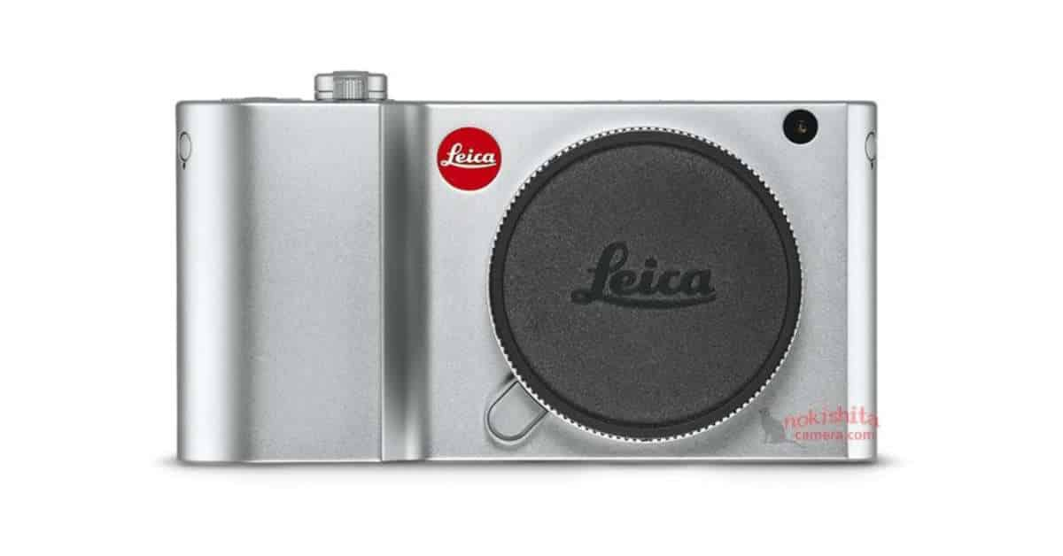 Leica TL2 Images Leaked!