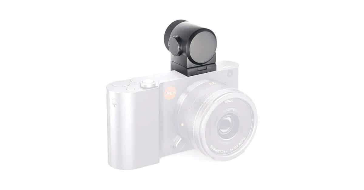 Leica TL2 Firmware 1.1 AKA Visoflex Fix!