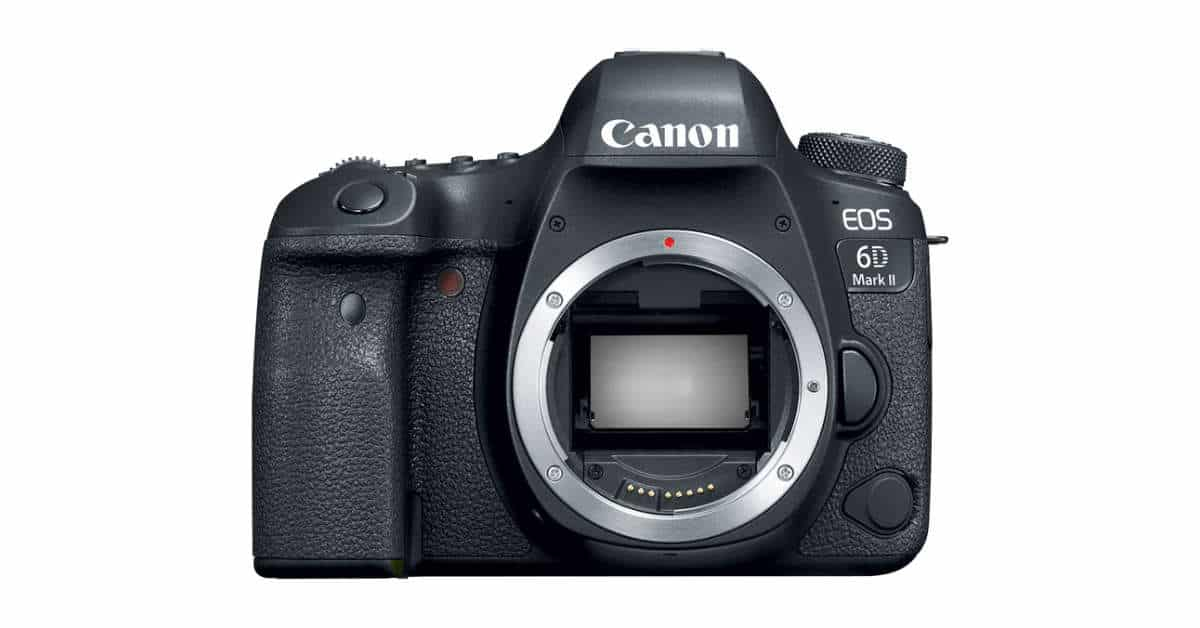 Canon EOS 6D Mark II 24-70mm f/4L IS Kits Delayed!