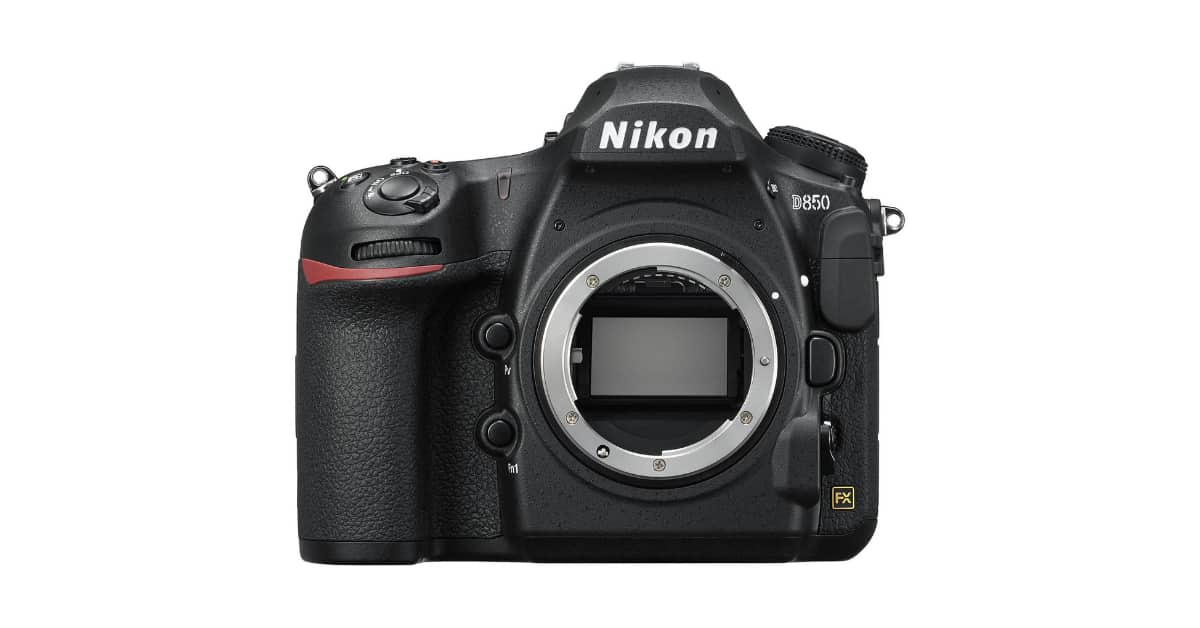 The Nikon D850 is TheCameraStoreTV's COTY!