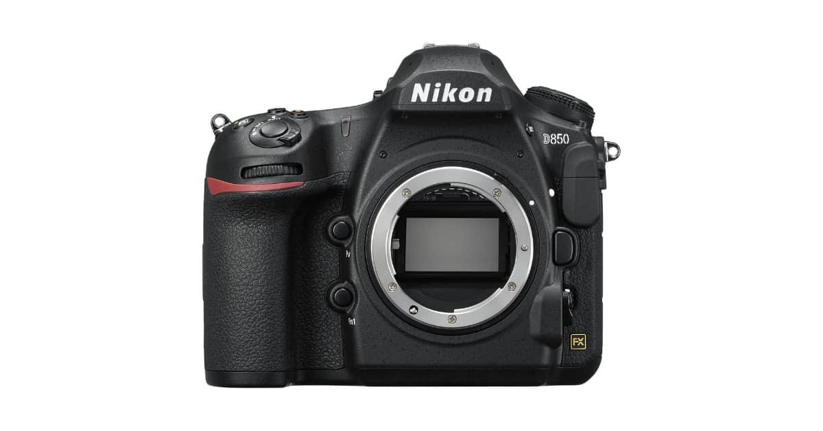 Nikon D850 now Shipping!