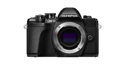 Olympus Unveil the E-M10 Mark III
