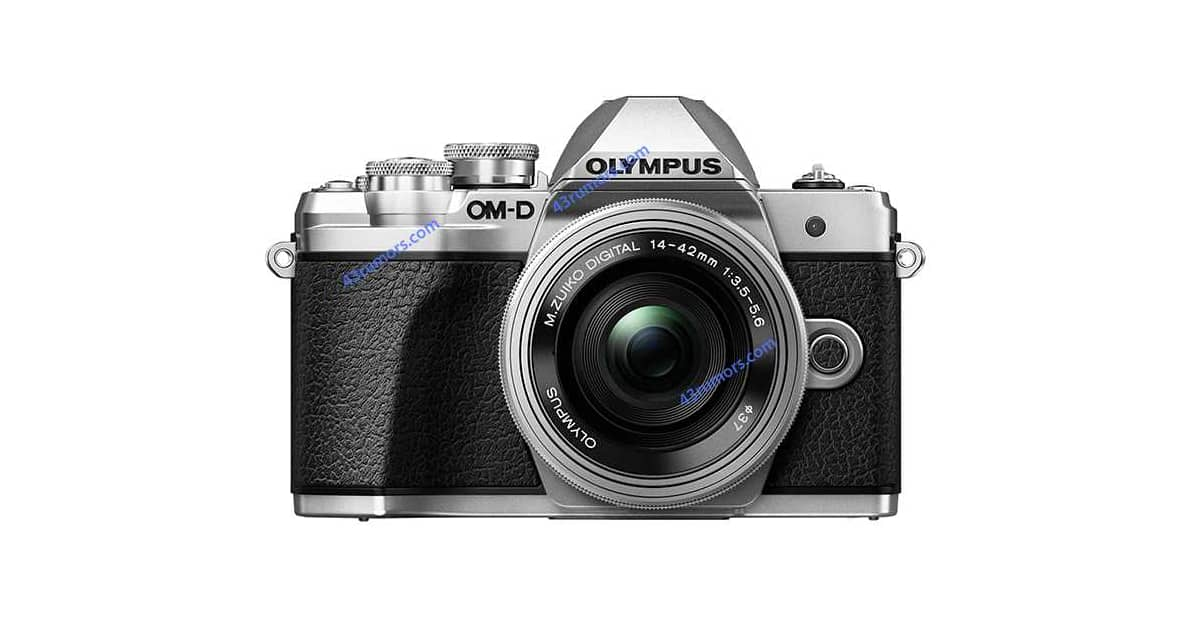 Olympus E-M10 Mark III Press Images Leaked!
