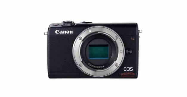 The EOS M100  Has Leaked!