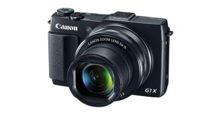Canon Powershot G1 X Mark II Registered