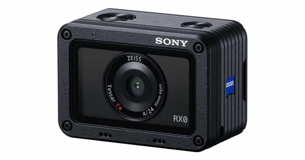Pre-Order the Sony RX0