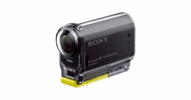 Sony Register a New HDR-AS Action Camera