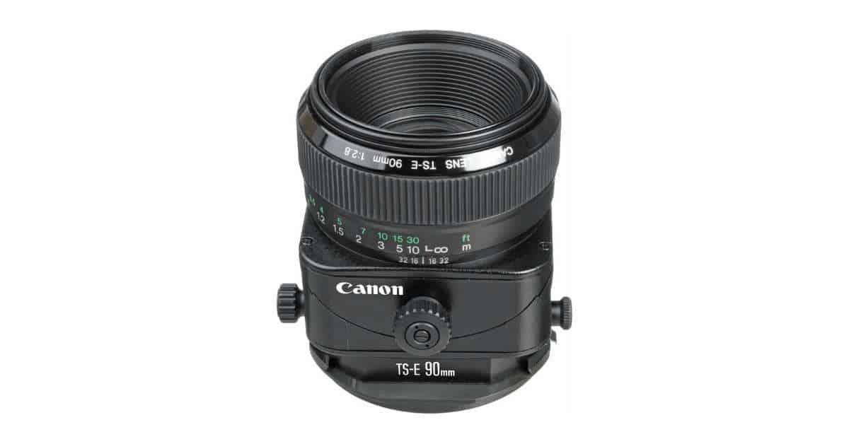 Now in Stock: Canon TS-E 90mm f/2.8L Macro & Canon TS-E 135mm f/4L Macro at B&H Photo!