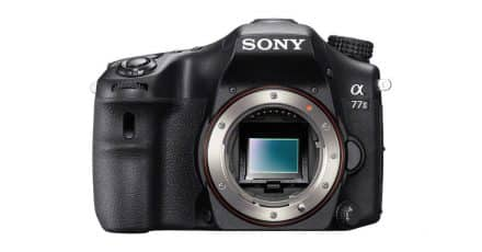 Sony A77III May feature A6500 Sensor