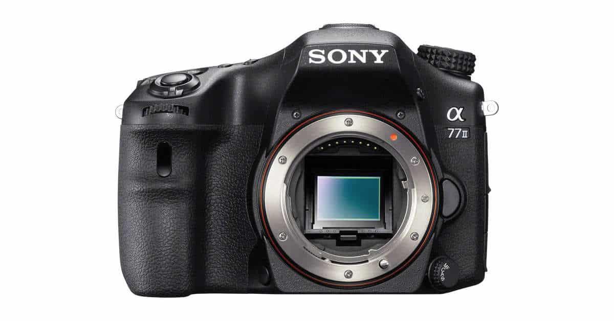 Sony A77III May feature A6500 Sensor