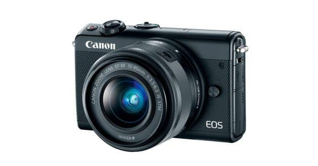 NEW: Canon EOS M100 Mirrorless Camera