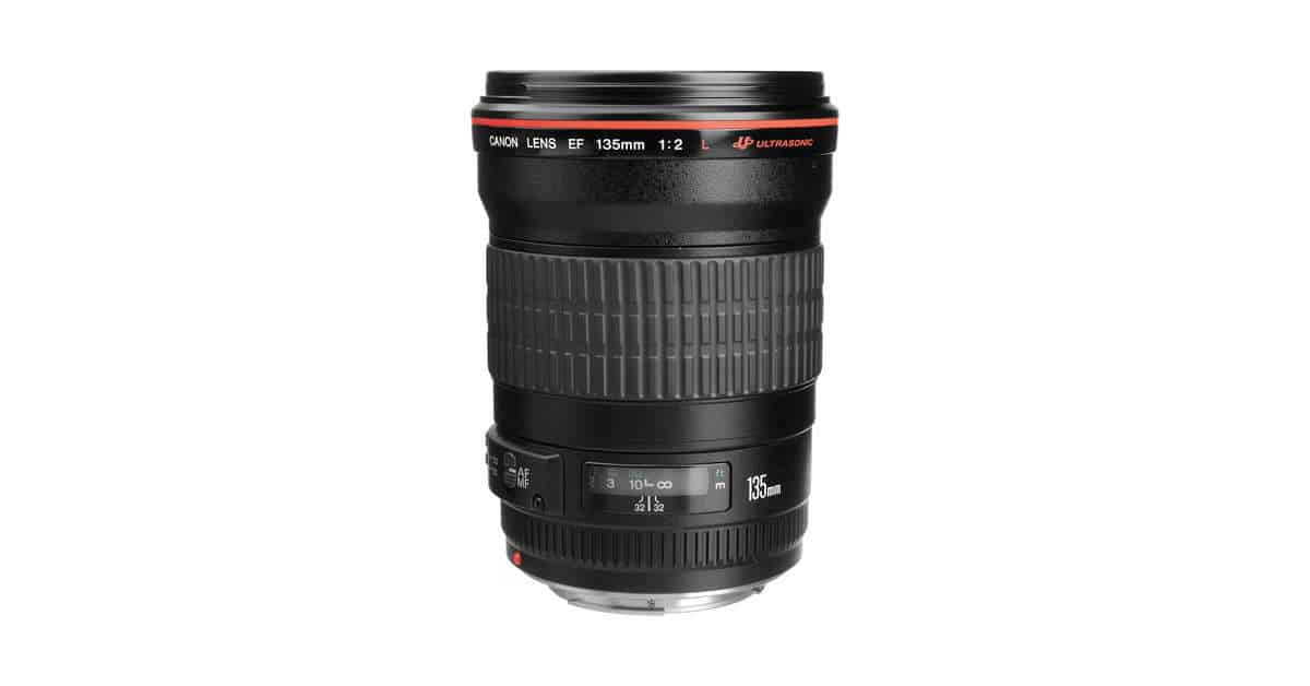 Canon EF 135mm IS to be Announced in 2018?