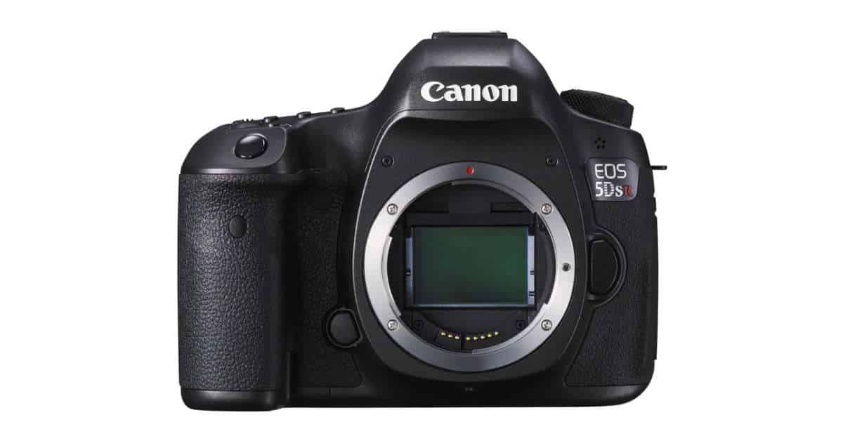 EOS 5Ds R Mark II Specifications Surface!