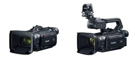 Canon Announces Three new Camcorders (Again)